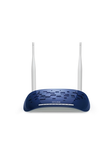 TD-W8960N 300Mbps ADSL2 + Modem/Router, EWAN, VPN, 2x5DBi Anten WPS-TP-LINK